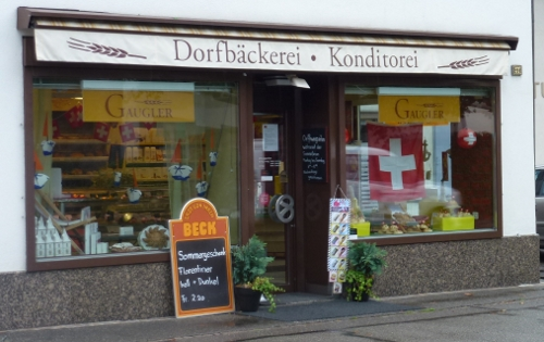 Bäckerei Gaugler in Muttenz