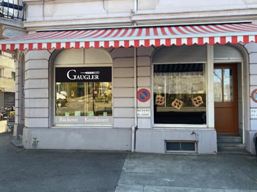 Bäckerei Gaugler - Blauenstein Filiale